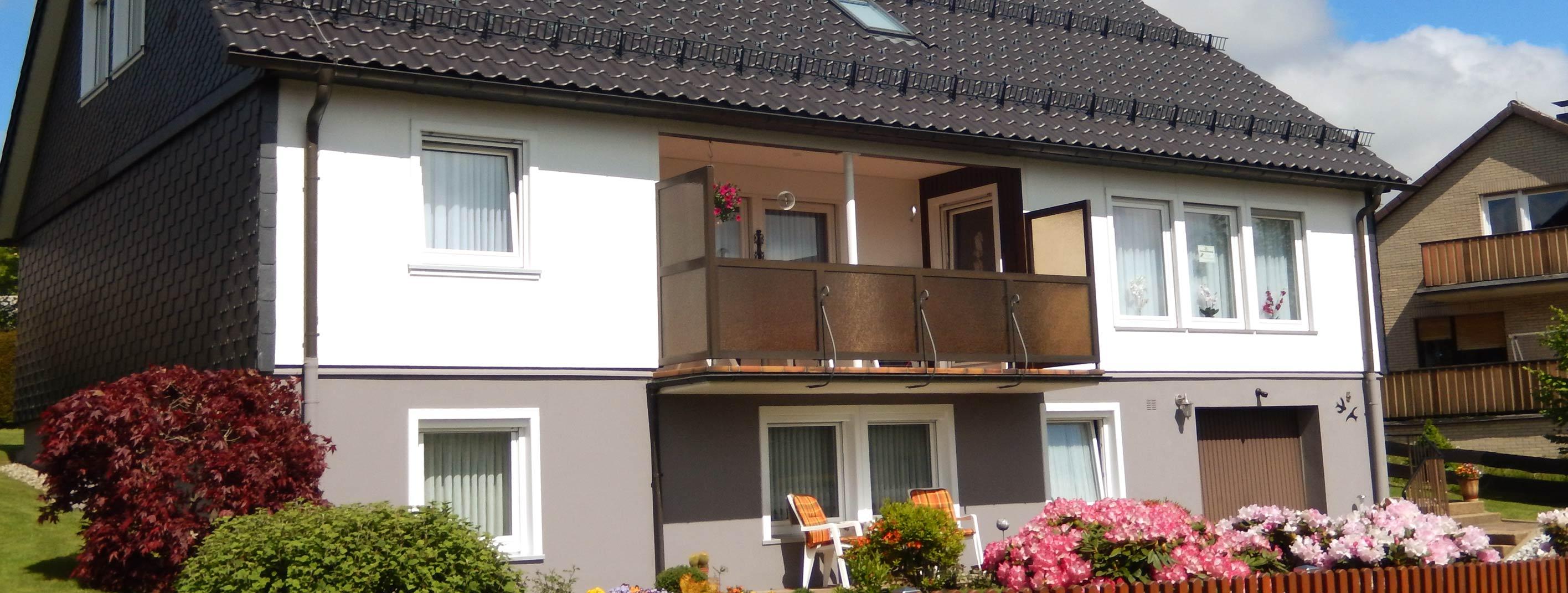 Foto Haus Sandhagen Ferienwohnungen im Harz