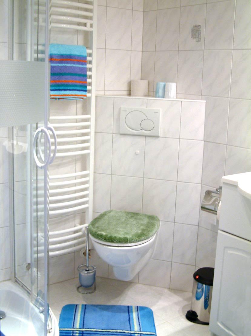Foto Badezimmer Ferienwohnung Doris